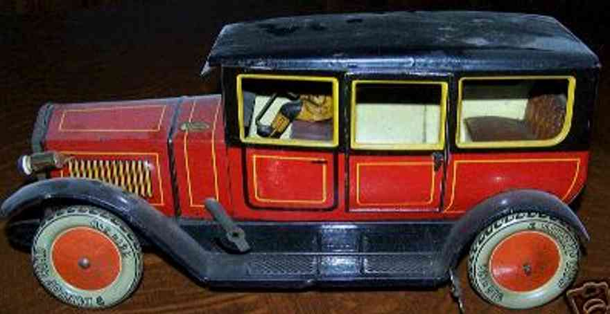 Tippco 950 Oldtimer Limousine