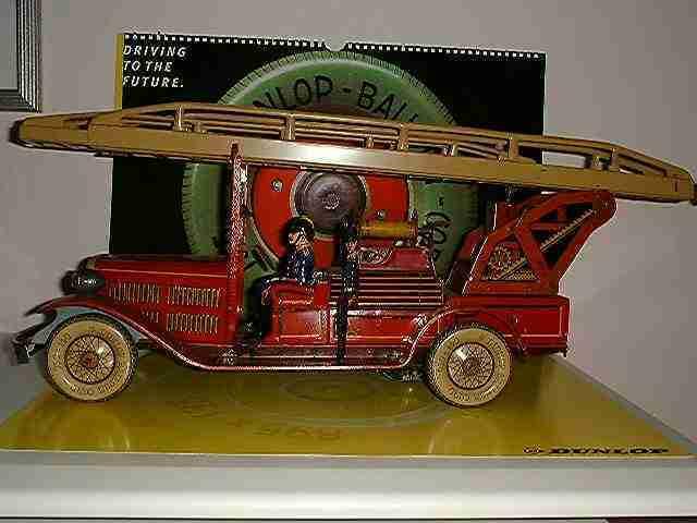 Tippco 536 P/7 Feuerwehrwagen