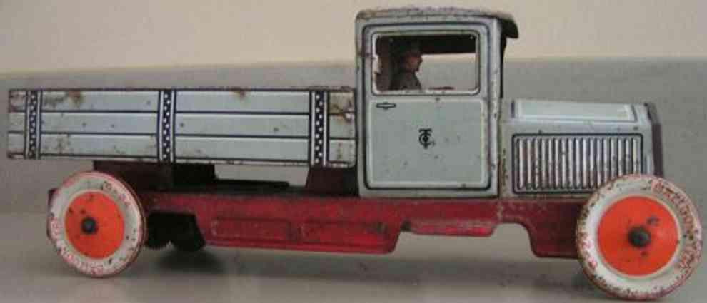 Tippco 112 Lastwagen