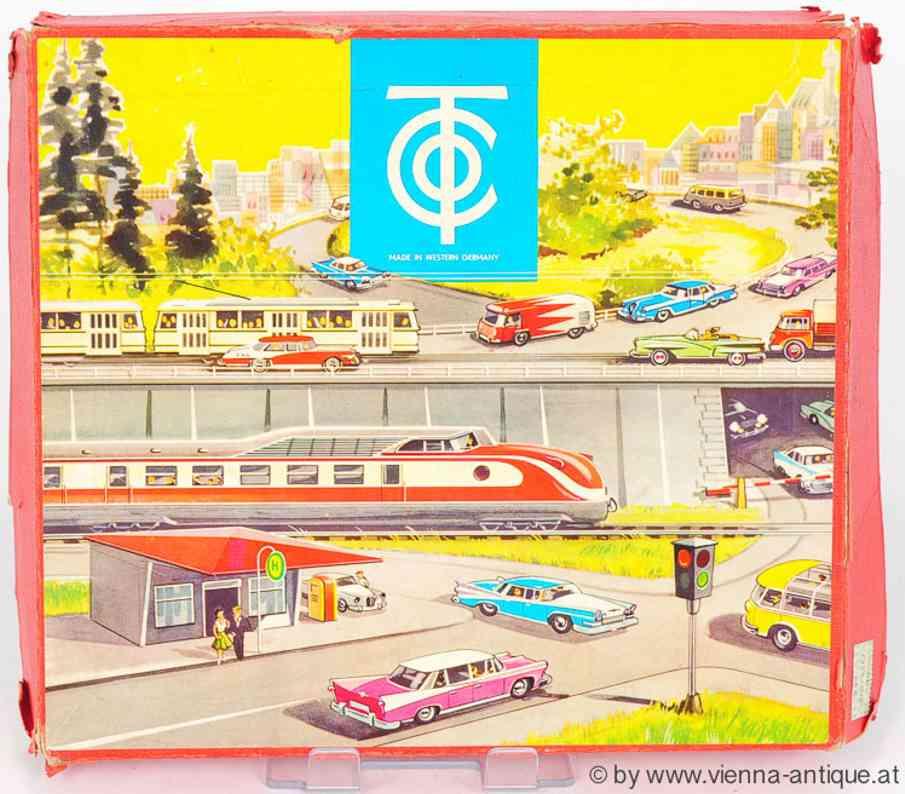 Tippco Autobahn mit zwei Autos