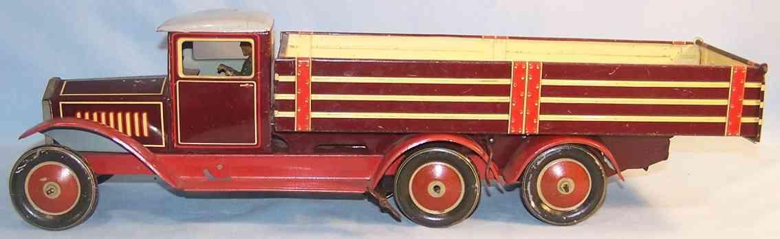 Tippco 3-achsiger Lastwagen