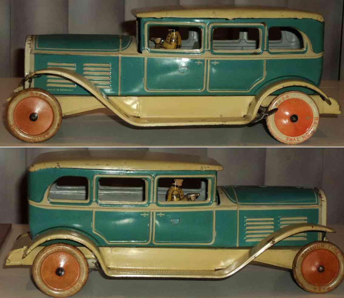 Tippco Oldtimer Limousine PU 9491