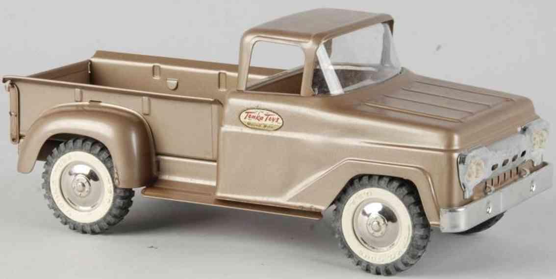 tonka toys stahlblech spielzeug pickup lastwagen