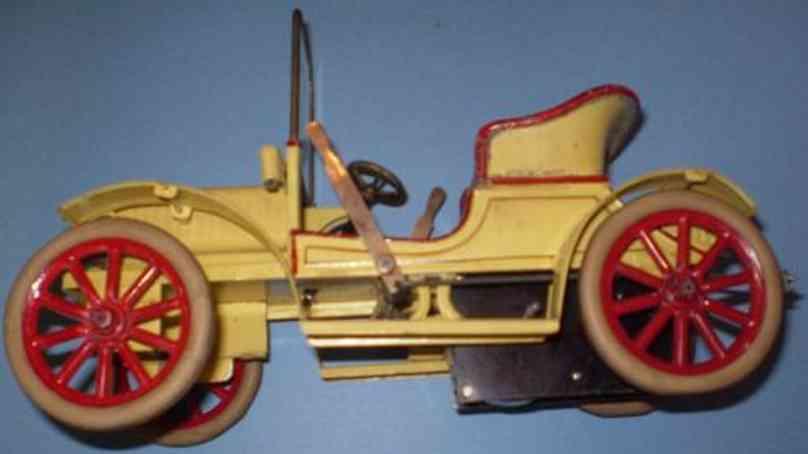 51/53/32 Oldtimer Car