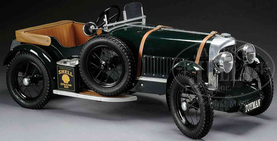 Bentley Tretauto