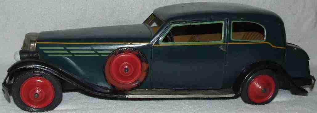 Oldtimer Deluxe Cabriolet
