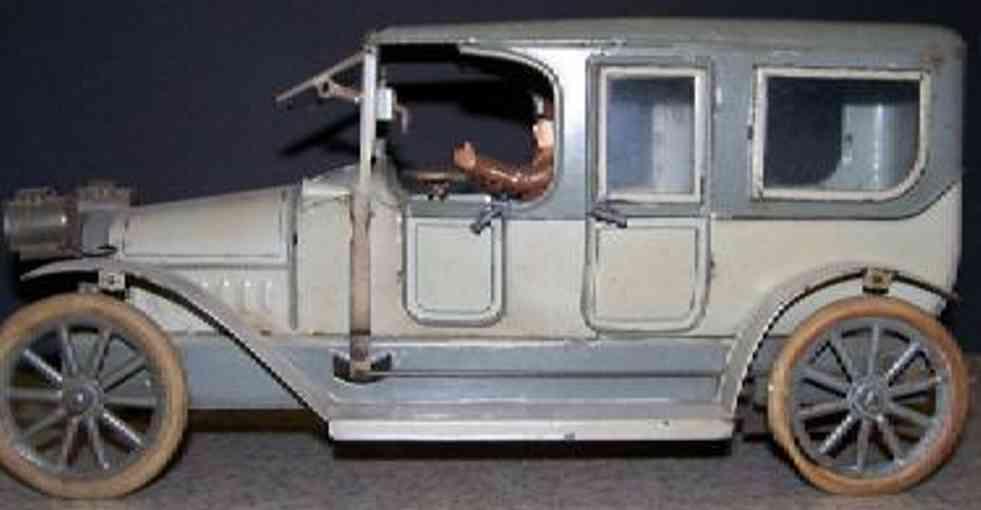 Oldtimer Limousine mit Fahrer