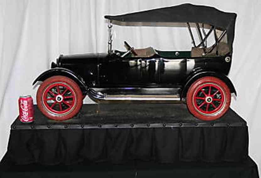 Oldtimer, salesman sample touring car Star Motor Co William