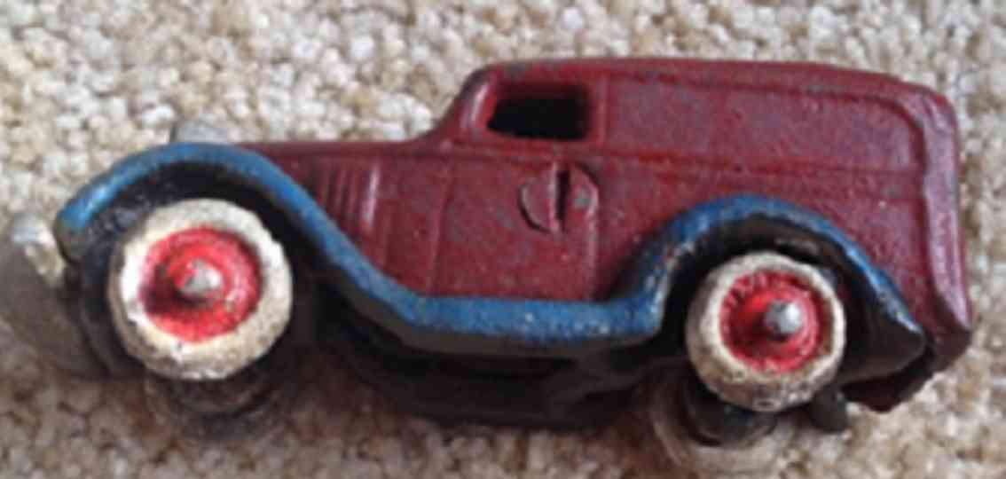sell Cast iron car