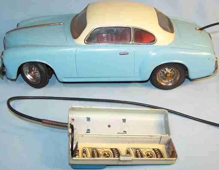 ventura blech spielzeug auto alfa romeo mit elektrischem licht