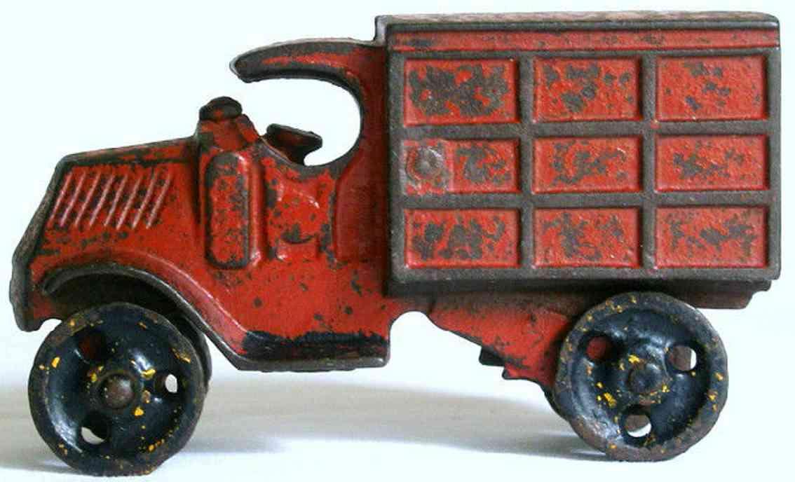 Walker-Stewart 8 Woody truck van