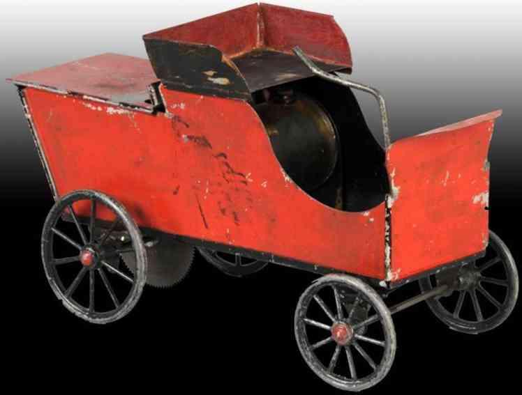 Weeden 28 Oldtimer Dampfauto