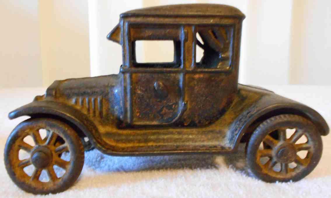 williams ac pielzeug gusseisen oldtimer ford model t arztwagen tulpenform