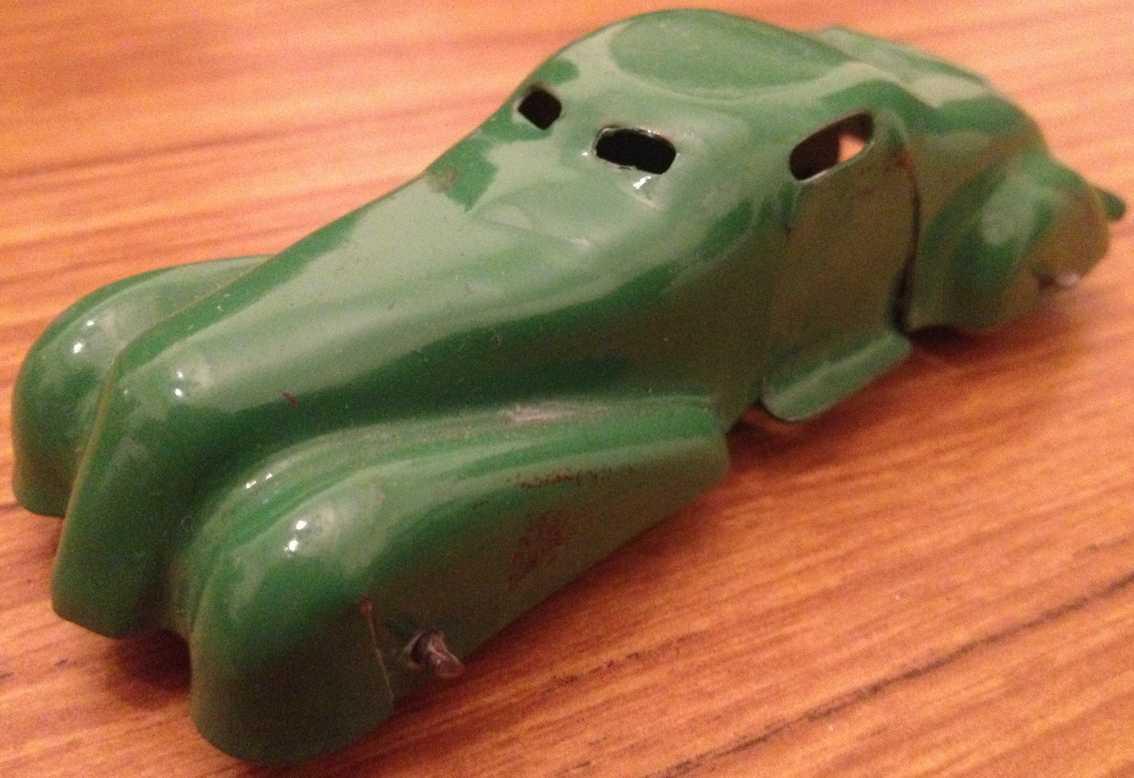 Wyandotte 103 Oldtimer Coupe in grün