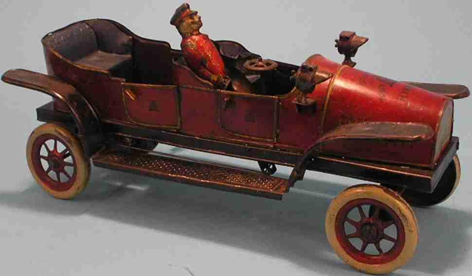Yamada Oldtimer Touringwagen