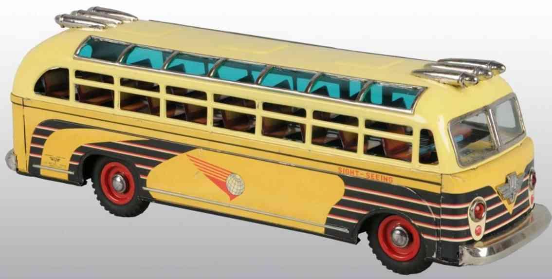 Yamazaki Sight-Seeing bus