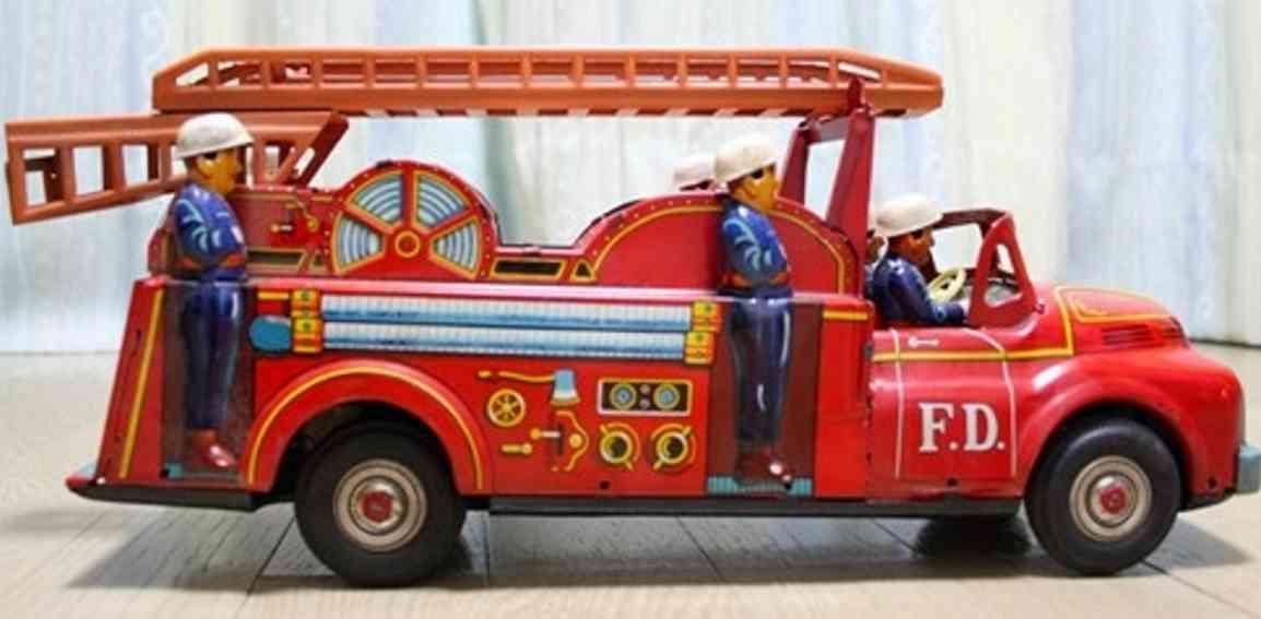 Yonezawa Feuerwehrwagen