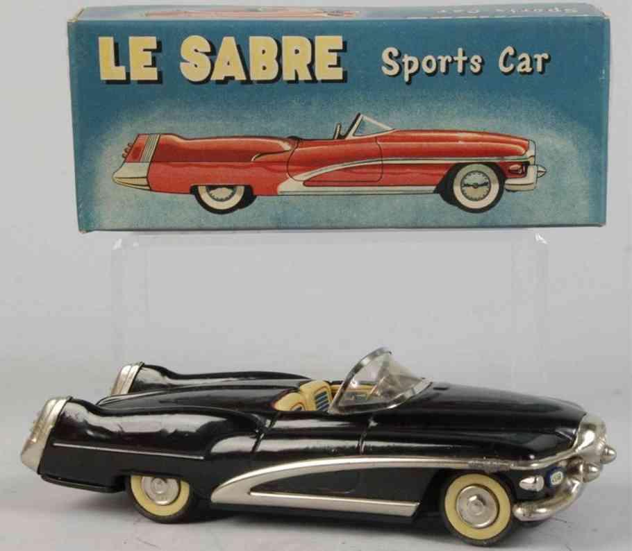 Yonezawa Buick Le Sabre sports car