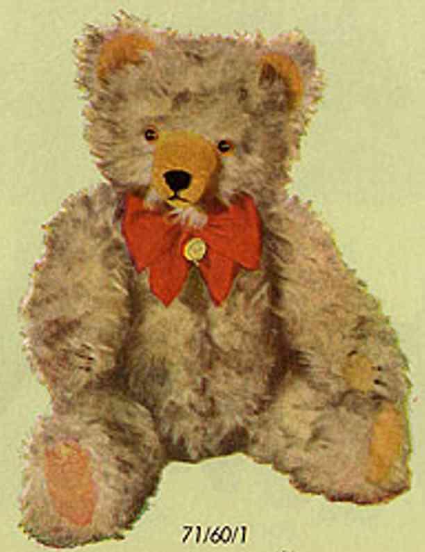 hermann 70/60/1 teddy bear