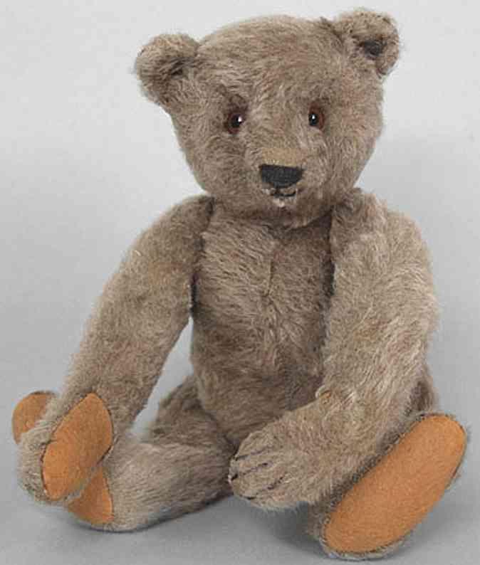 steiff 5220 baer teddy baer grau