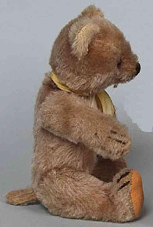 steiff 5318h baer teddy mit halsmechanik