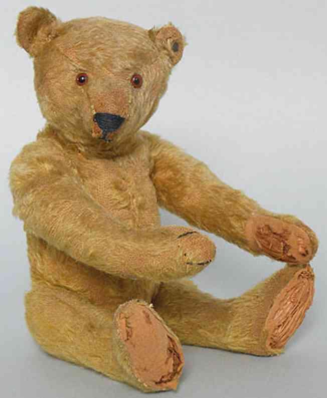 steiff 5322,2 blonder teddy  baer