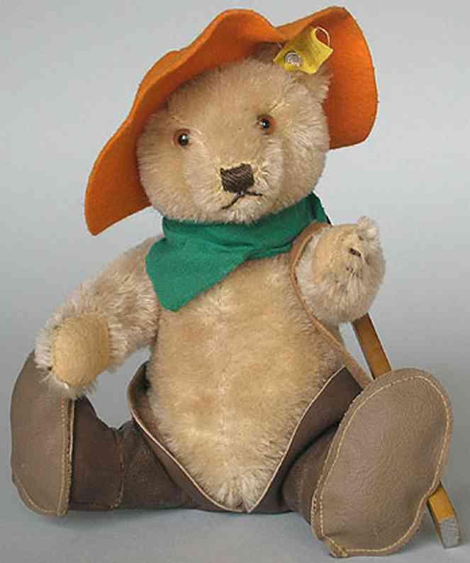steiff 5322N nimrod-teddy baer