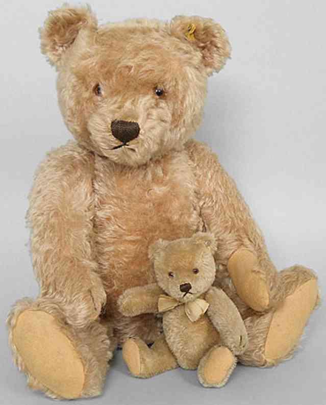 steiff 5350,2 5318 teddy bear