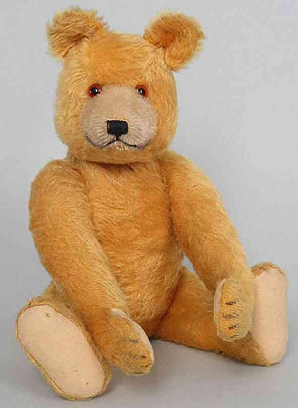 steiff 5355,2 baer dicky laechelnder teddy