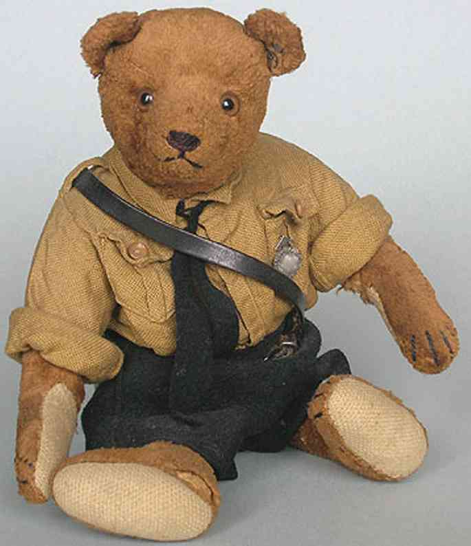steiff 5630,2 bear substitute teddy