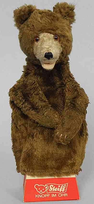 steiff 617 baer handspieltier teddy baby