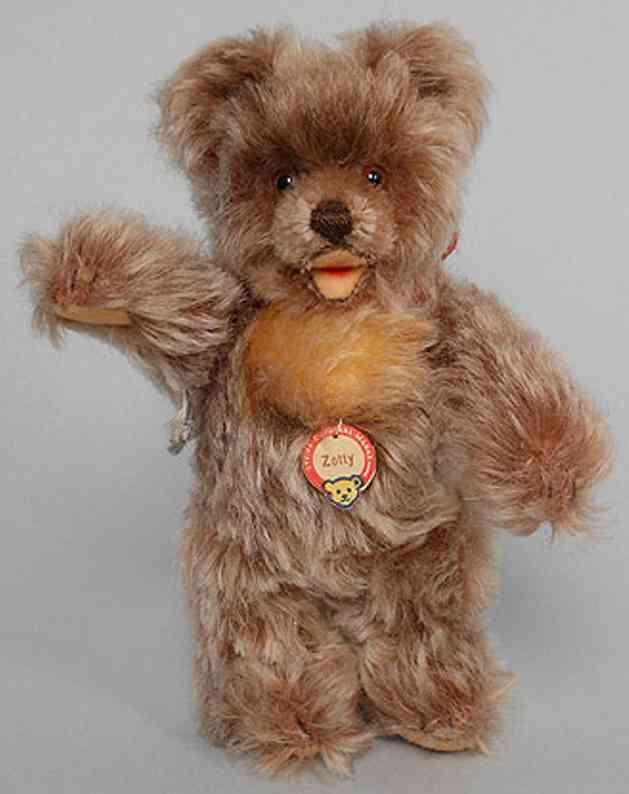 steiff 6317,1 bear the smallest zotty