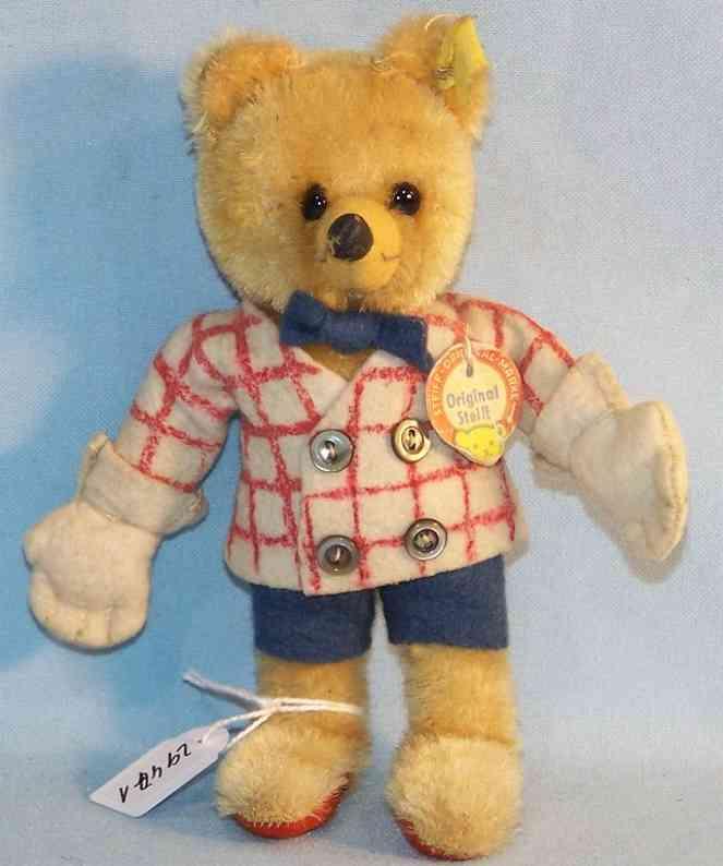 Steiff 714  advertising bear Breuni department store Breuninger