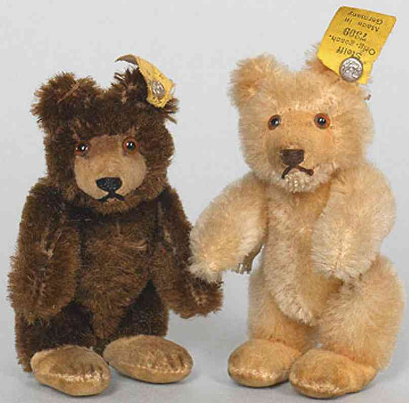 steiff 7309 bear the smallest teddy baby