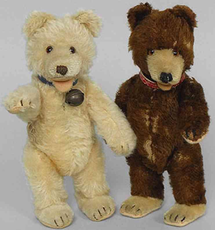 steiff 7322 baer teddy baby mohair