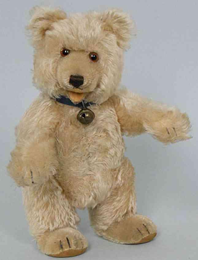 steiff 7328,2 bear teddy baby honey