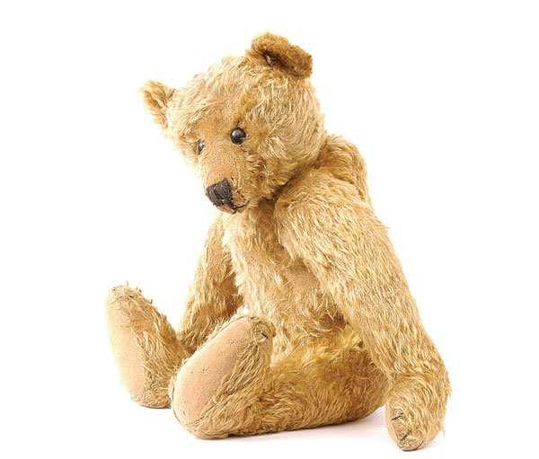 Steiff Eddie mohair bear