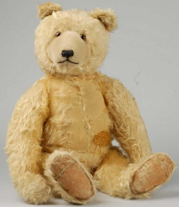 Steiff Golden mohair bear Dicky
