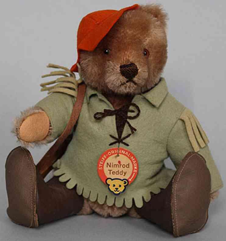 steiff nimrod teddy baer