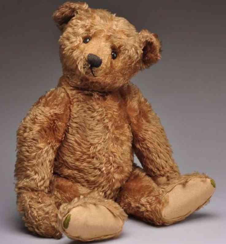 Steiff Teddybär mit mittigem Saum