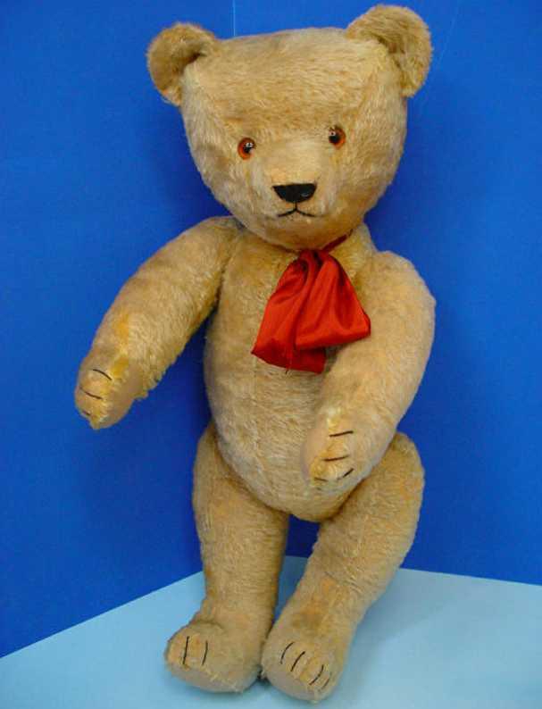 Blonder Teddybär