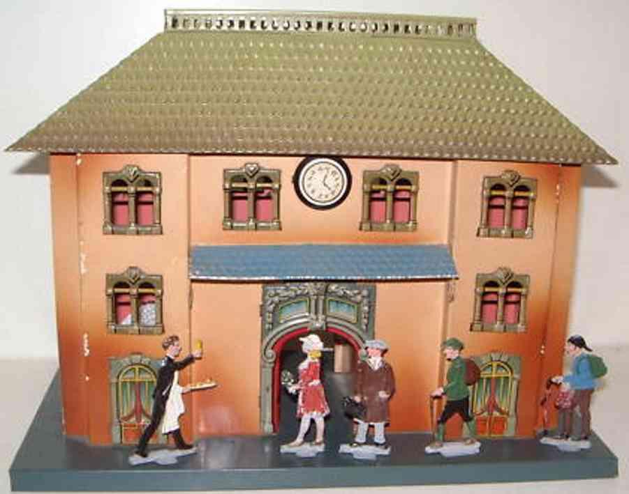 bing toy railway station