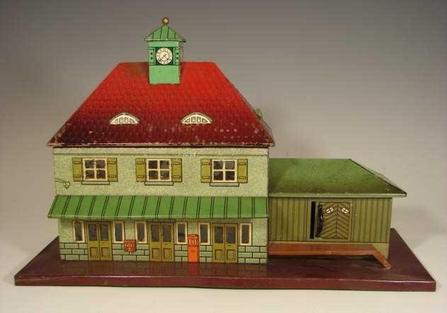 bub 862 toy railway station