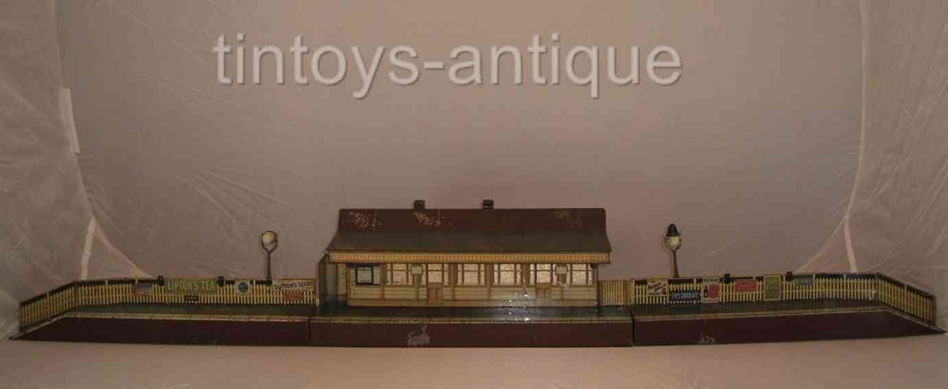 carette toy railway station