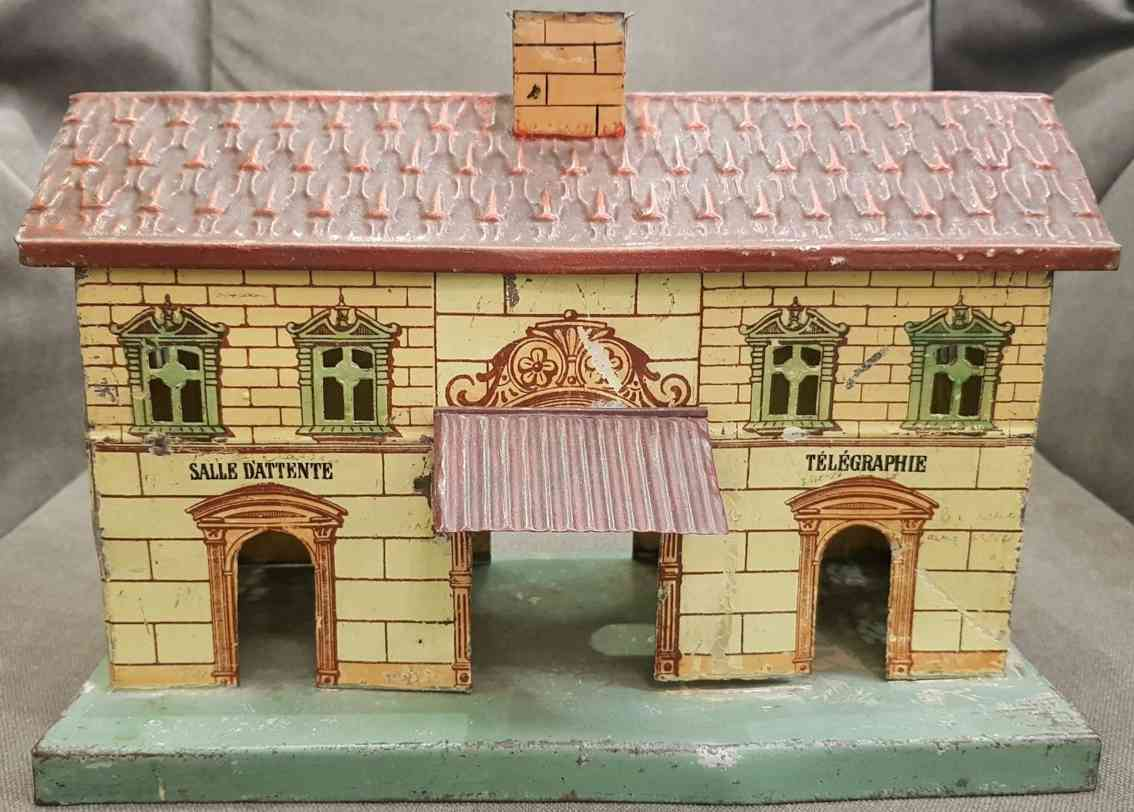 marklin 02001 2350 toy railway station france