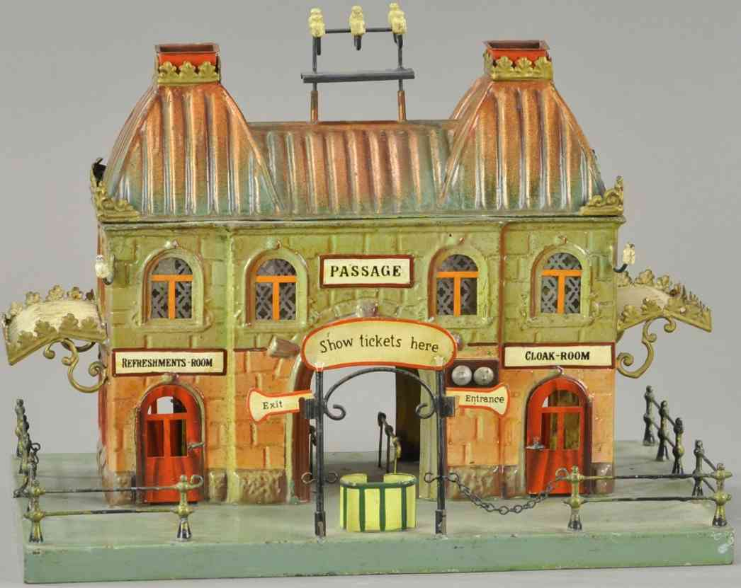 maerklin 02012 1. gen bahnhof franzoesischer stil englischer markt