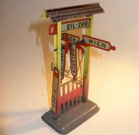 bing 10/68 austria railway toy direction indicator