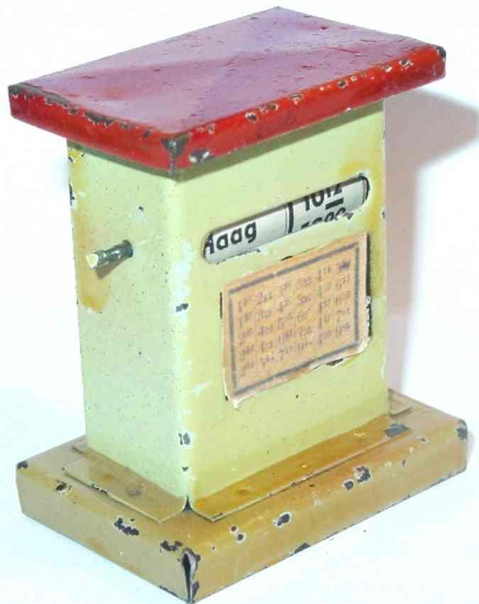 kibri 0/59/2 railway toy direction indicator gauge 0