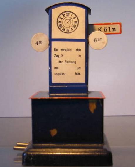 maerklin 13741 spielzeug eisenbahn staender elektromagnetischer fahrtrichtungsanzeiger