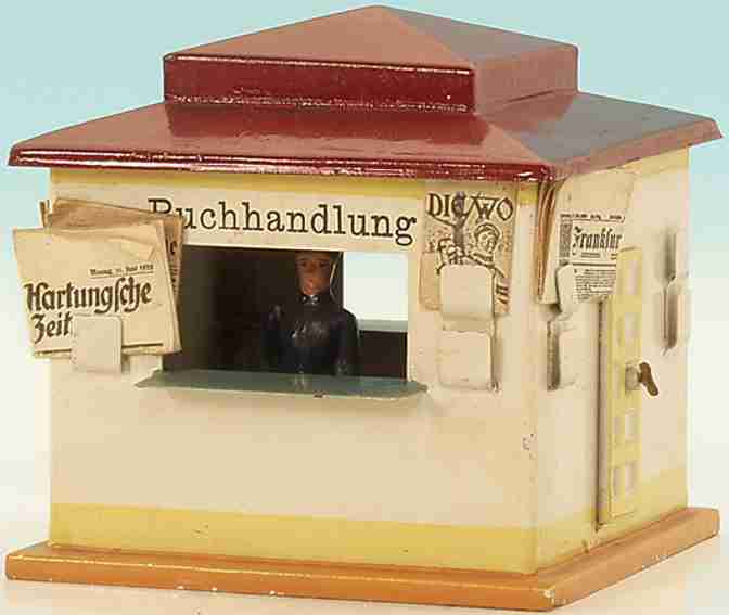 maerklin 2616 spielzeug eisenbahn bahnhofsbuchhandlung